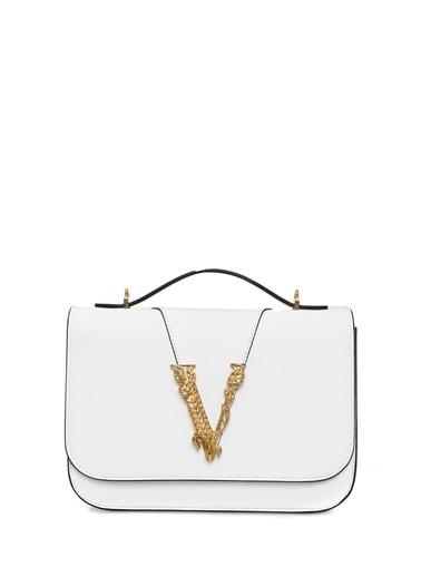 Versace Çanta Beyaz